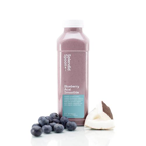 Blueberry Acai Smoothie