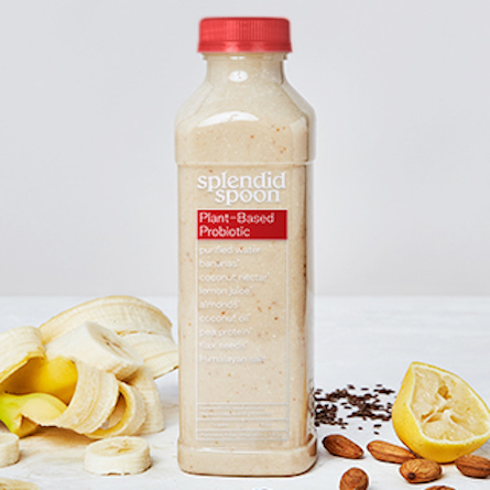 Plant-Based Probiotic Smoothie