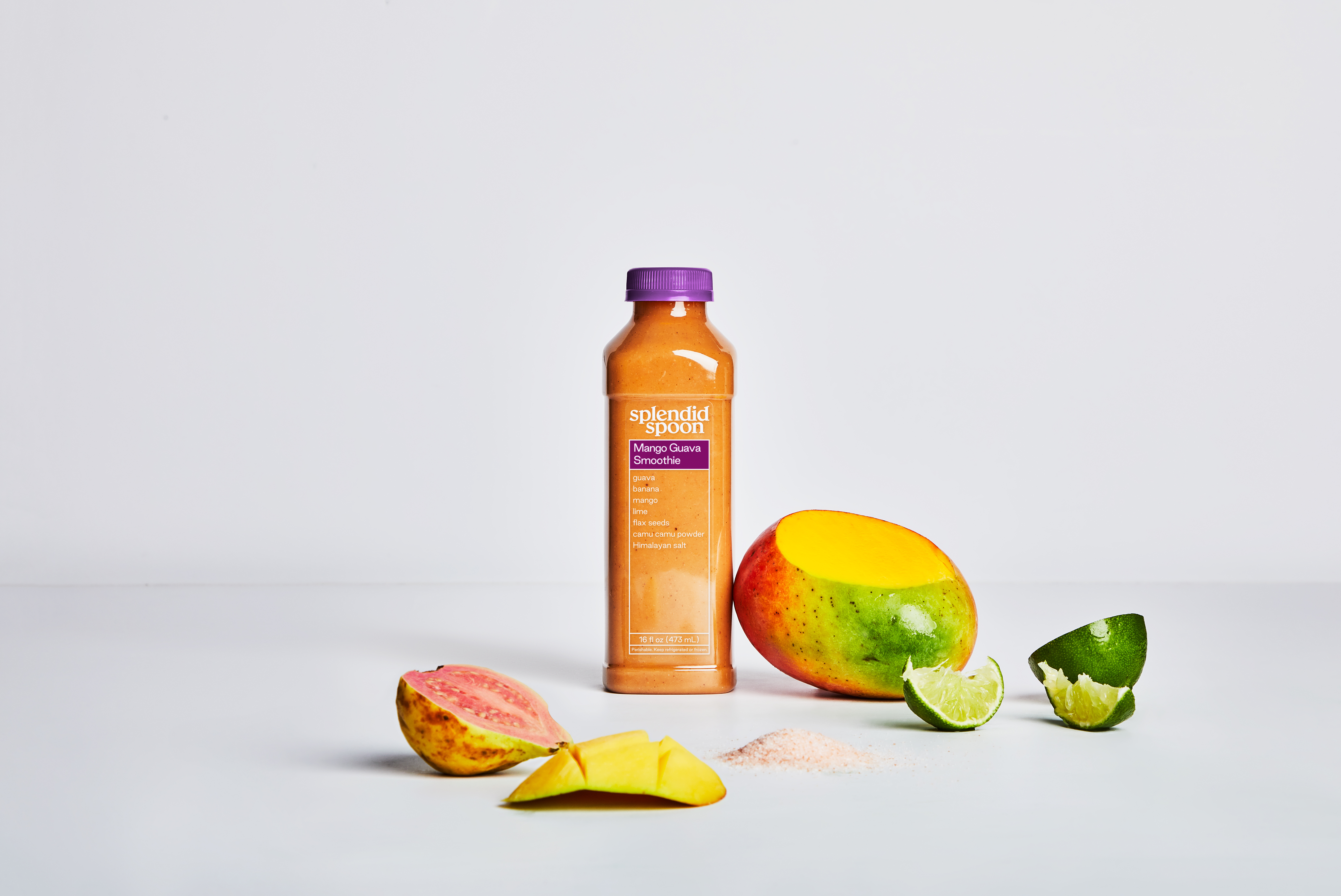 Mango Guava Smoothie