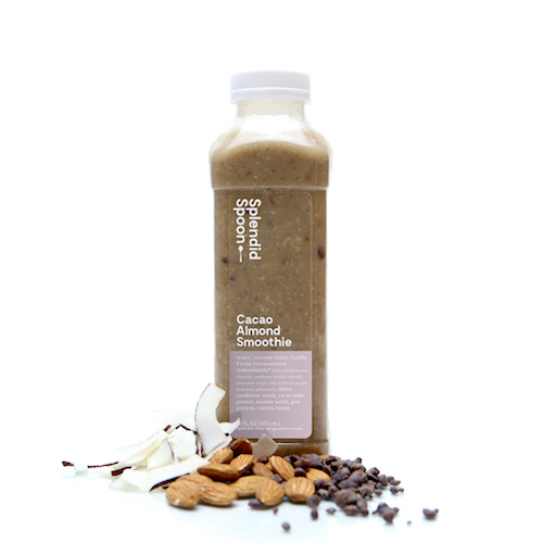 Cacao Almond Smoothie