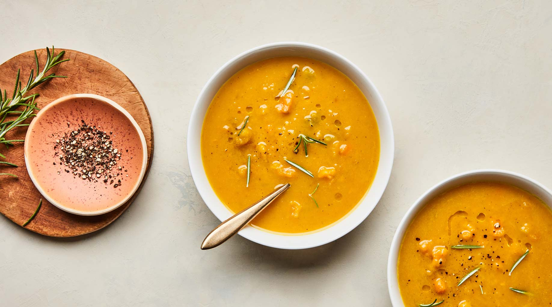 Butternut Turmeric Soup