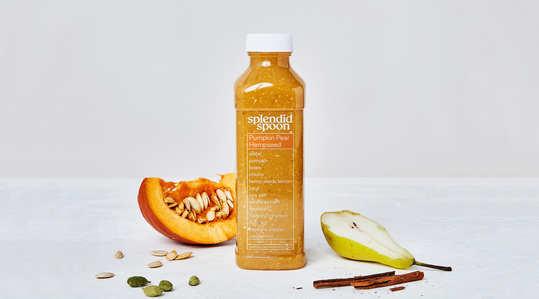 Pumpkin Pear Hempseed